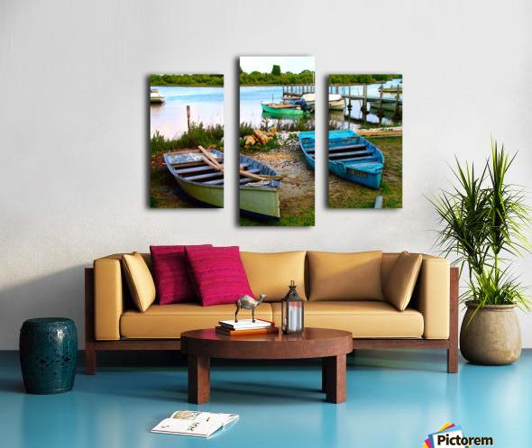 2004_0215Cedar_Key20042 Canvas print