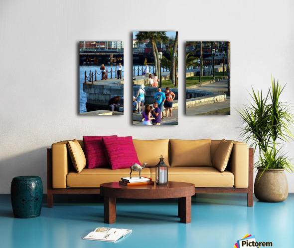 Walmart1731 Canvas print