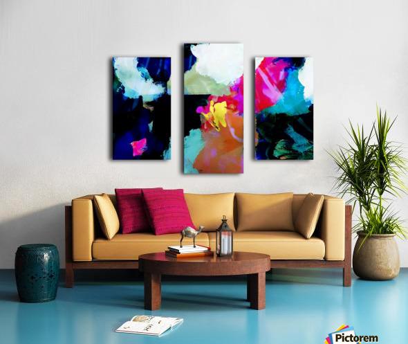 Natural Beauty Impression sur toile