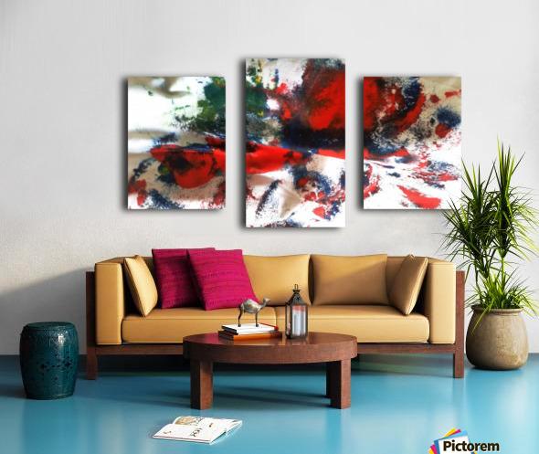 Bowled Fruit 2019 211 Canvas print