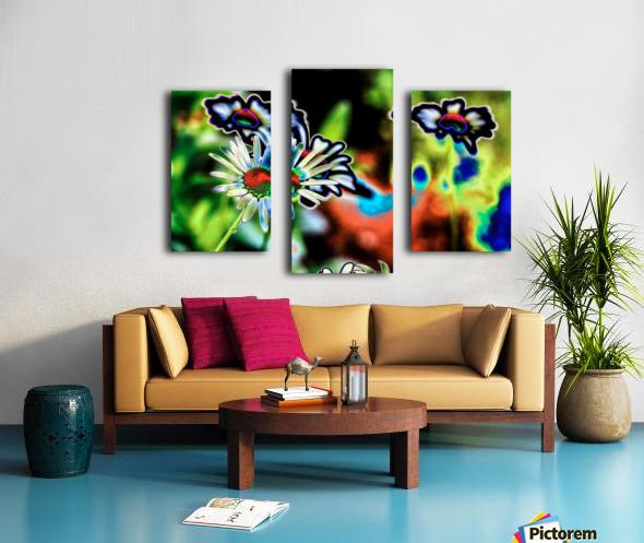 Petales- Collection EXC-S Canvas print