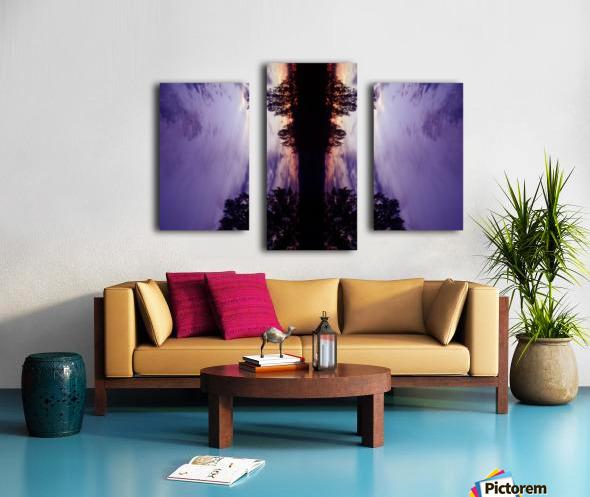 Cloudes 82 Canvas print