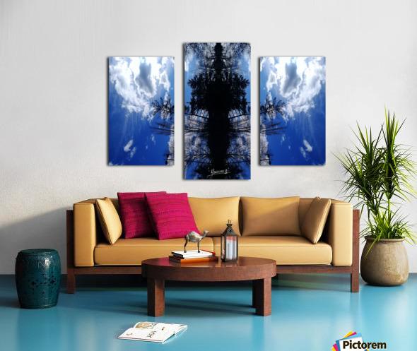 Cloudes 87 Canvas print
