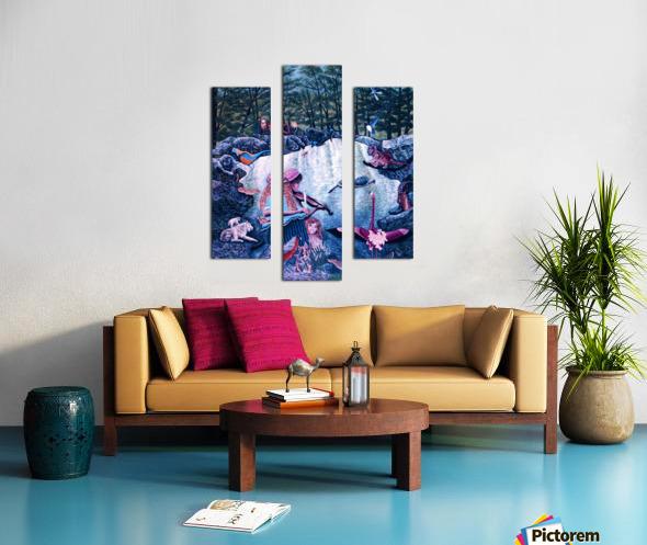 1987 026 Canvas print
