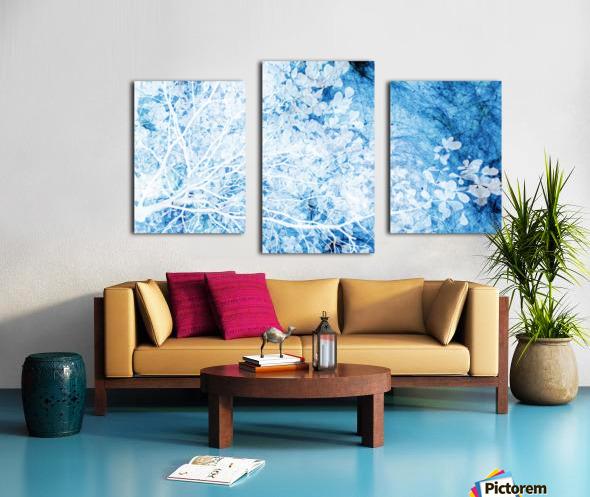 Indigo Dream Canvas print