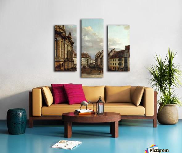 Staatliche Kunstsammlungen Dresden Canvas print