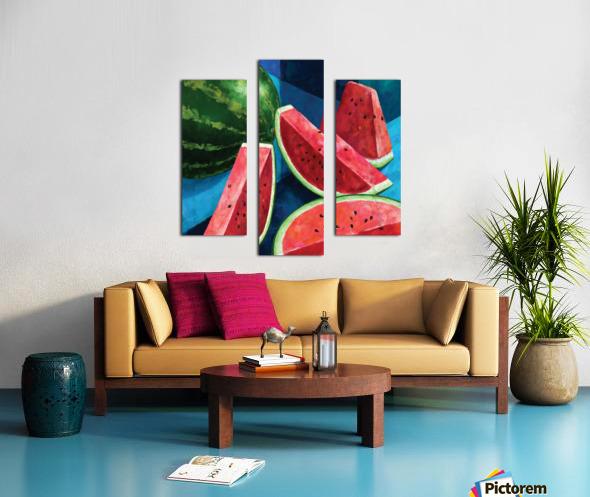 SANDIAS Canvas print
