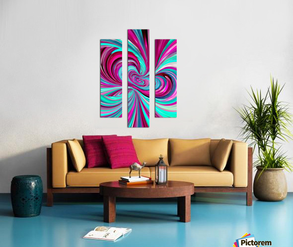 PERSPECTIVES 1B Canvas print