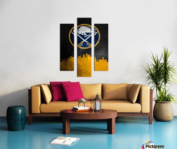 Buffalo Sabres 2 Canvas print