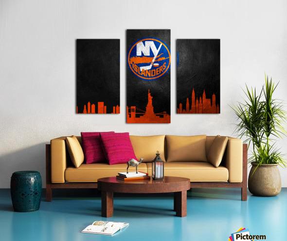 New Jersey Islanders Canvas print