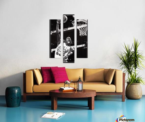 Michael Jordan Art Print Canvas print