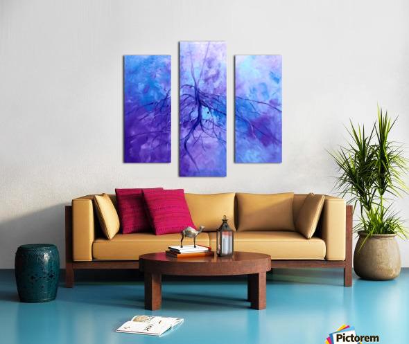 Hero4 Canvas print