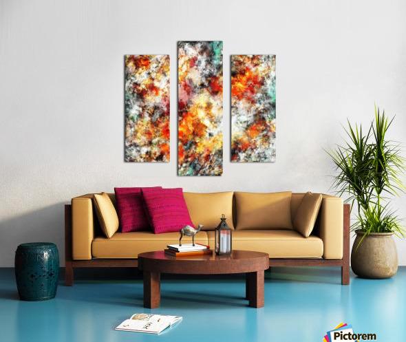 Afterburner Canvas print