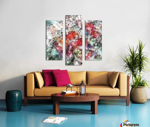 Base Canvas print