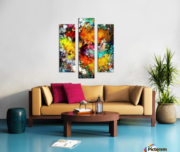 Blaze Impression sur toile