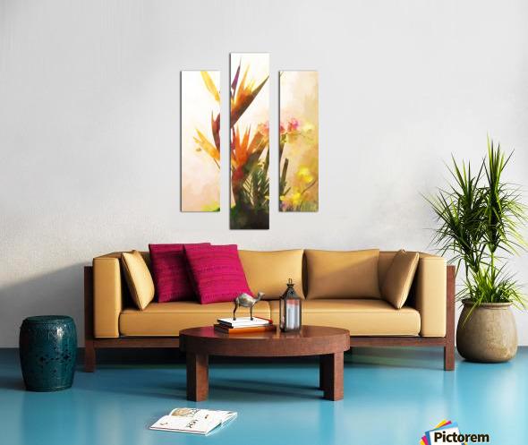 TwoLittleBirds Canvas print