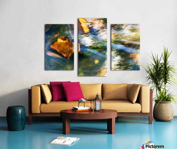 River I Canvas print