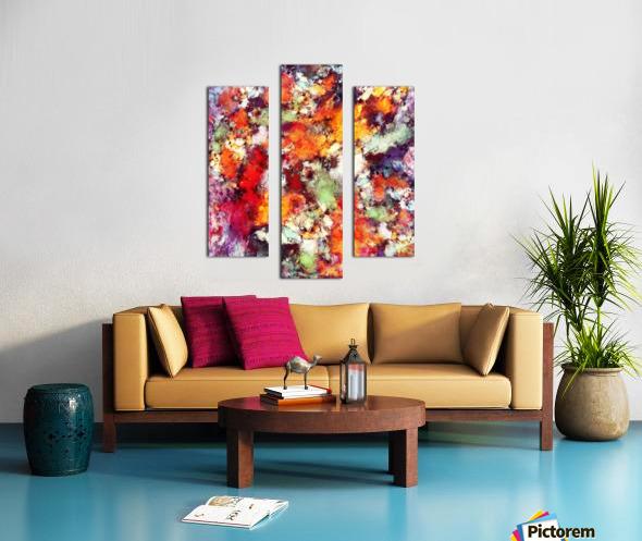 Illuminator Canvas print