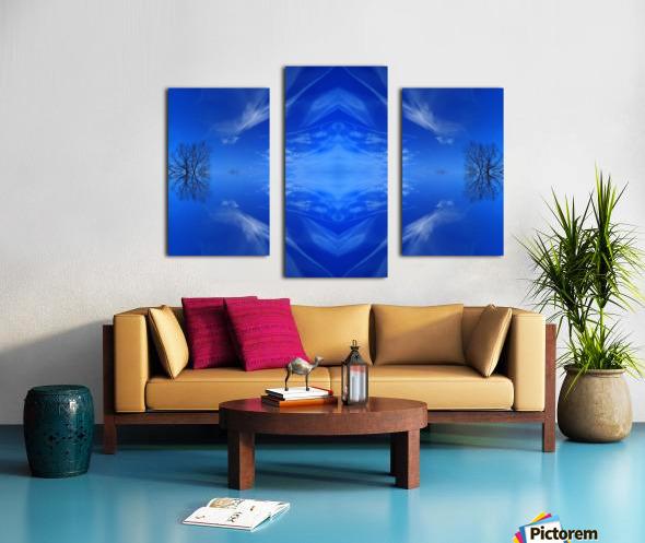 Cloudes 93 Canvas print