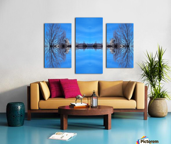 Cloudes 96 Canvas print
