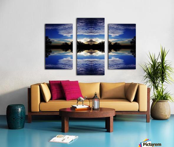 Cloudes 97 Canvas print