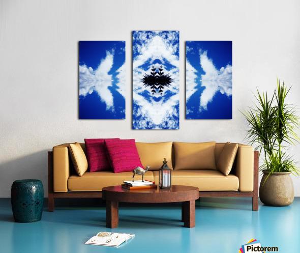 Cloudes 104 Canvas print