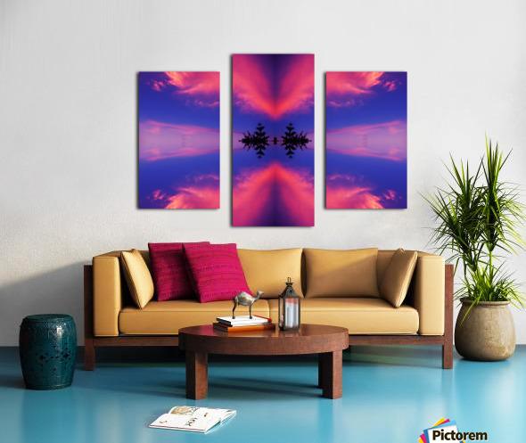 Cloudes 106 Canvas print
