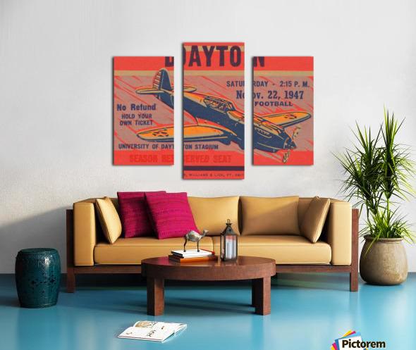 dayton ohio gift ideas Canvas print