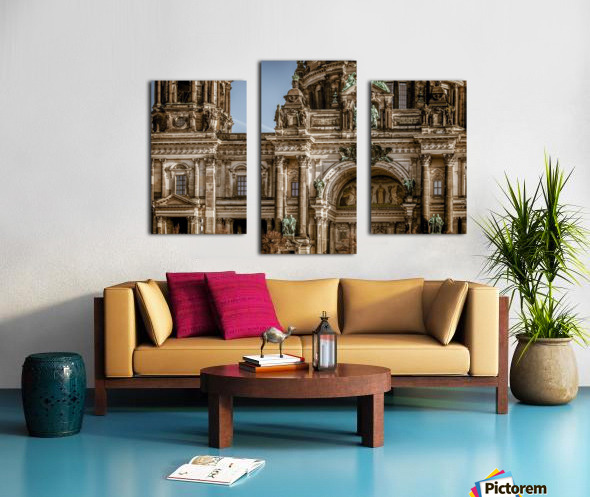 berlin cathedral building_1588539606.9187 Canvas print