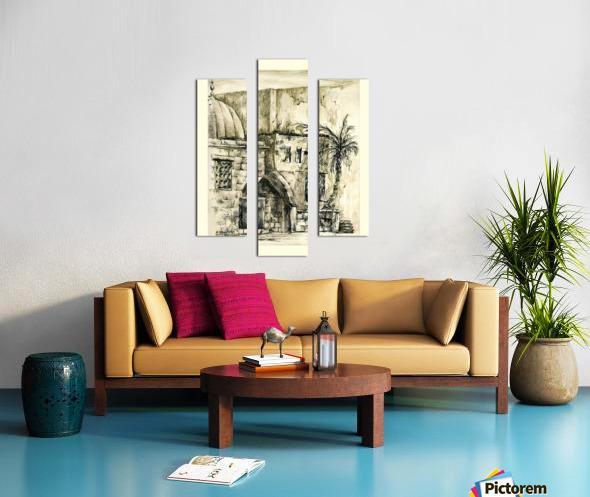 BNC1968-02 Canvas print