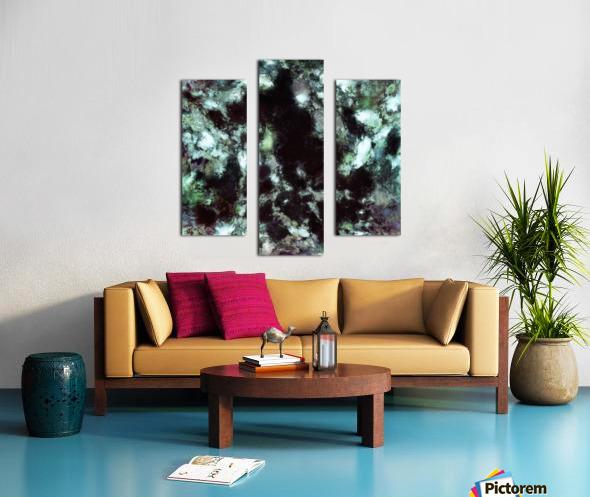 Loom Canvas print