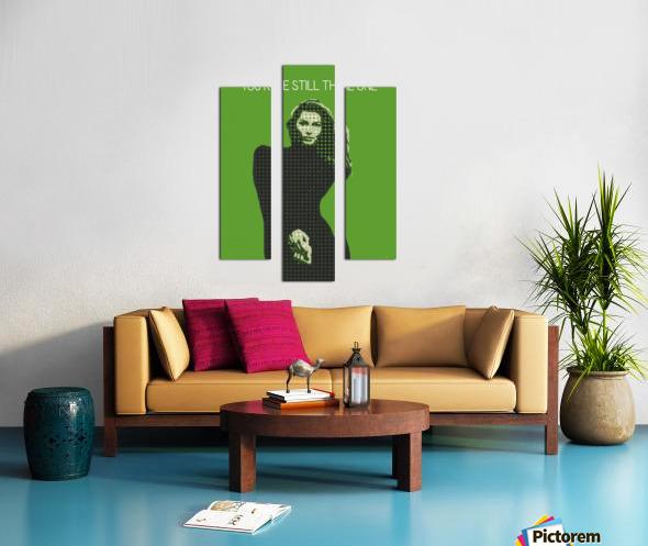 youre still the one   Shania Twain Canvas print