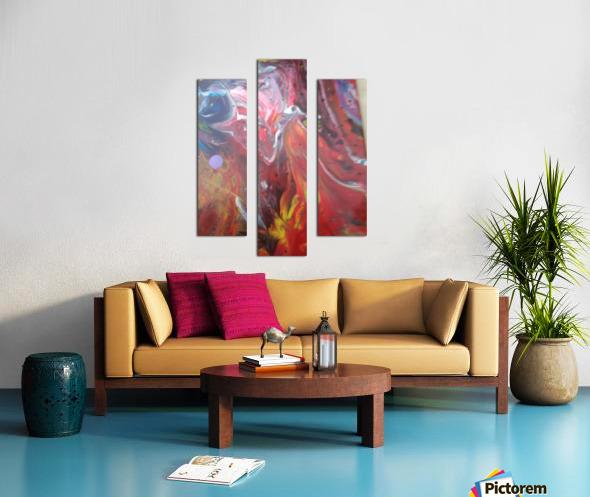 purgutry Canvas print