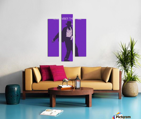 remember the time   Michael Jackson Canvas print