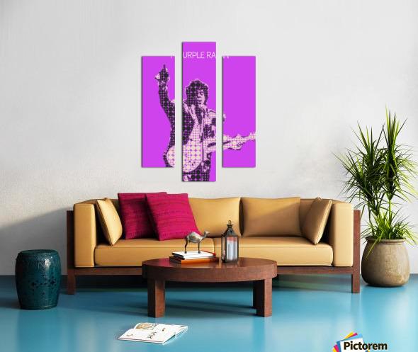 Purple Rain   Prince Canvas print