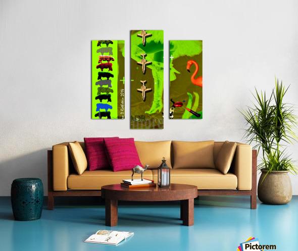 buymoreart Canvas print