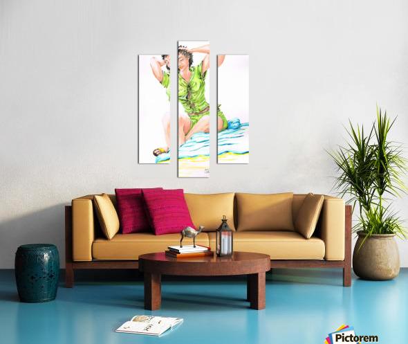 ELEONORA - Acrylic Canvas print