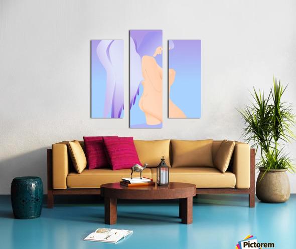CHERUBIN Canvas print
