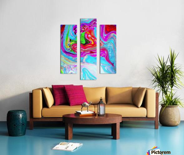 Ethereal Pleasures Canvas print