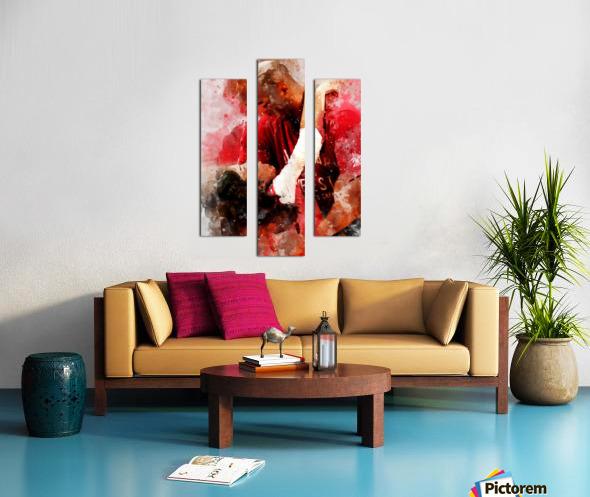 yu6 Canvas print