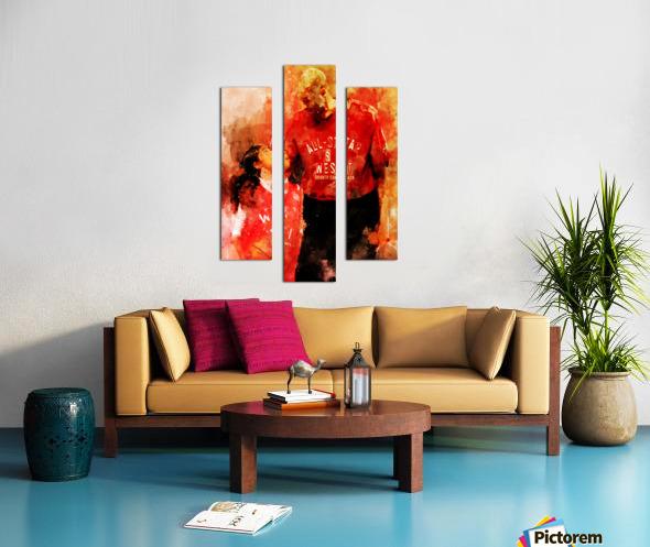 rthr Canvas print