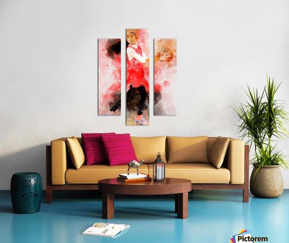 giana Canvas print