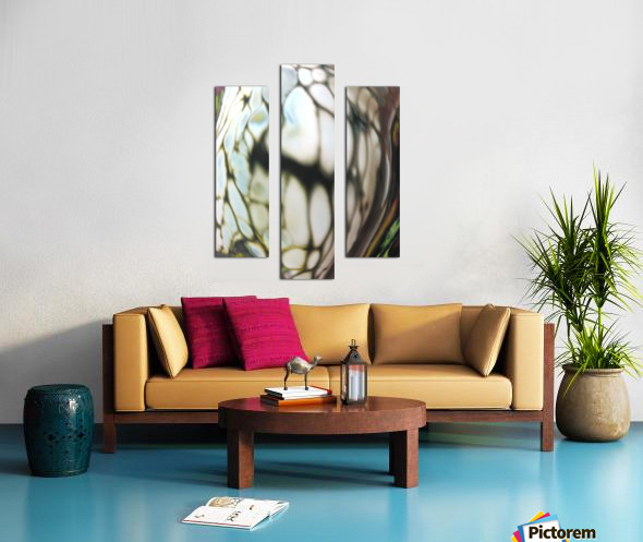 fractral Canvas print