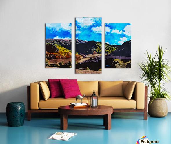 Beautiful Nature Object 12 Canvas print