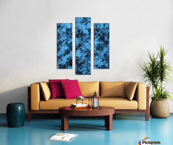 Singular Canvas print