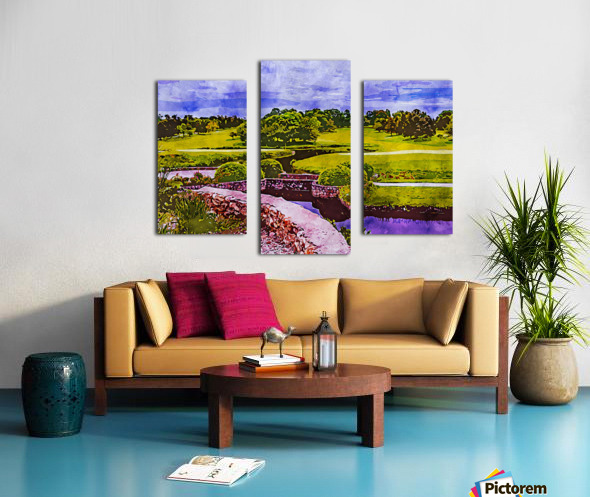 Nature Documentary 2 Canvas print
