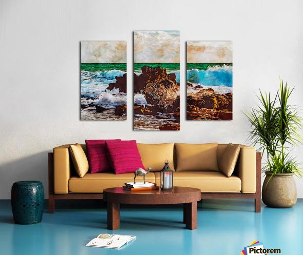 Nature View 13 Canvas print