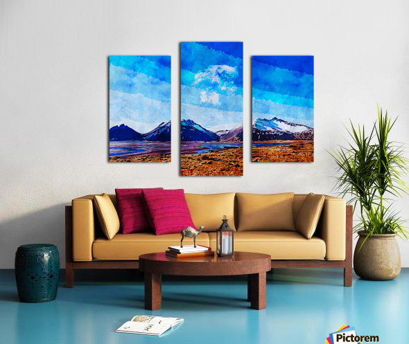 Nature View  Canvas print