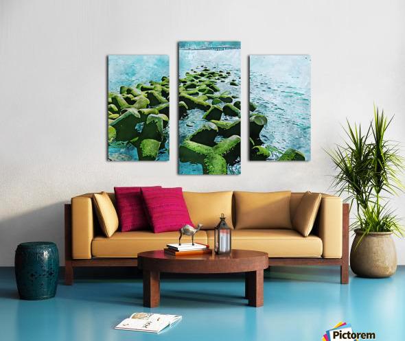 Wall Nature Decoration 7 Canvas print