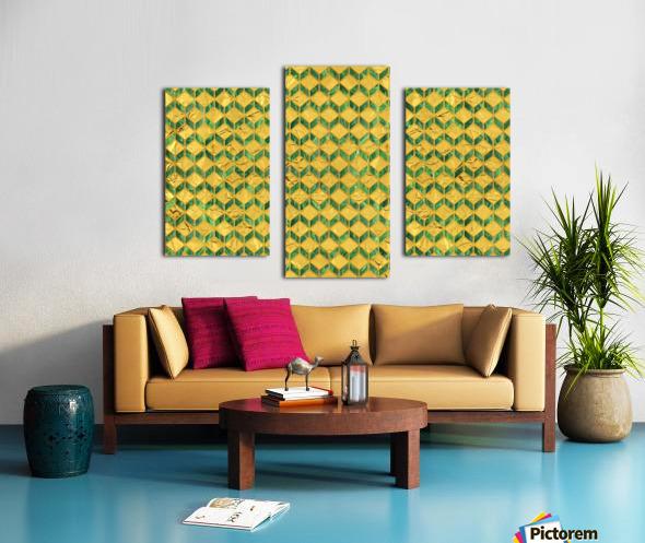 Geometric  XXXXIX  Canvas print